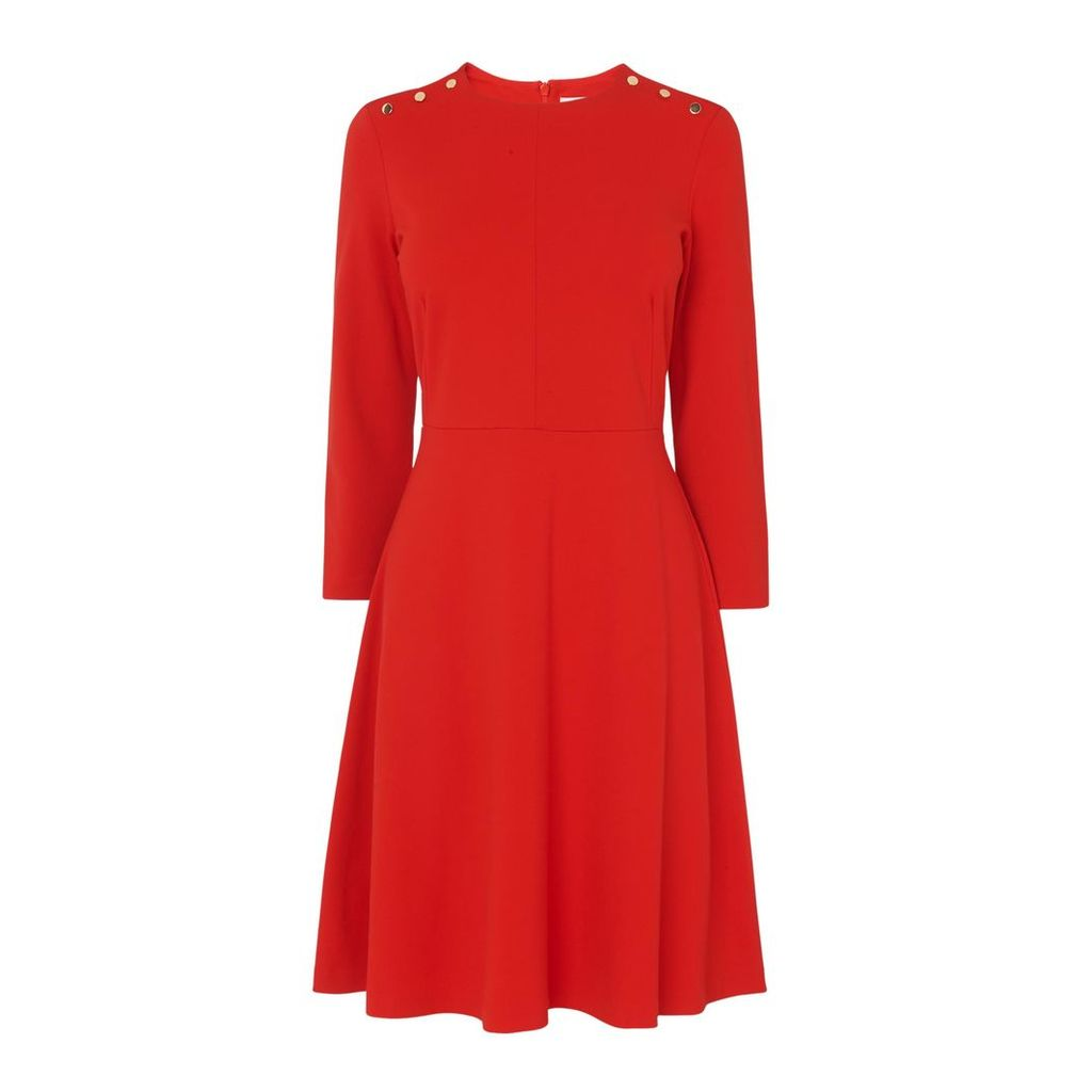 Case Red Dress
