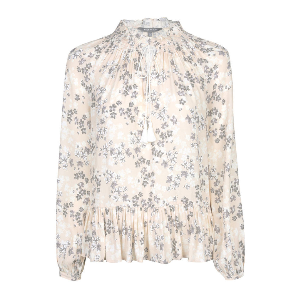 Pink Blossom Blouse