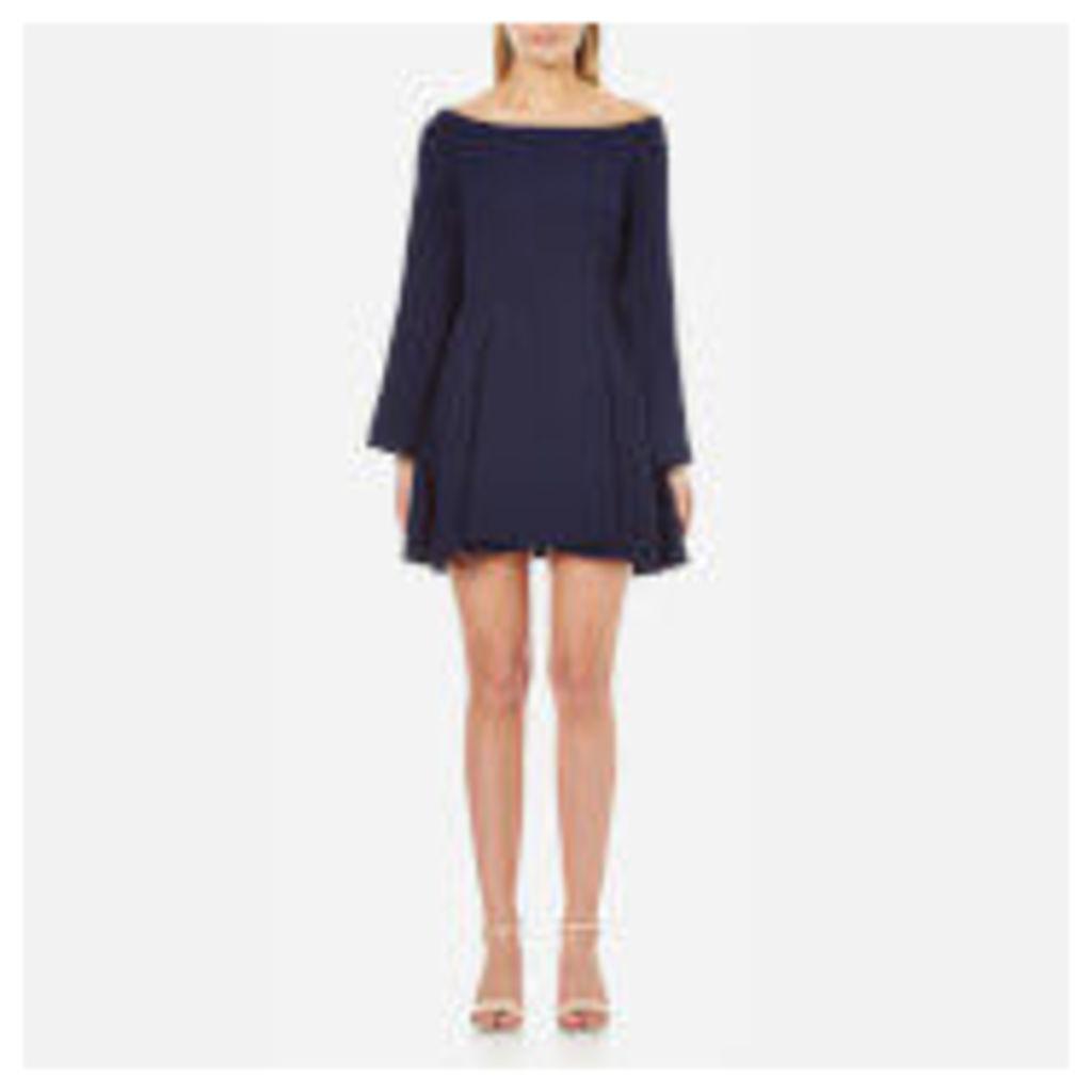 C/MEO COLLECTIVE Women's Lous Places Dress - Navy - M/UK 10 - Blue