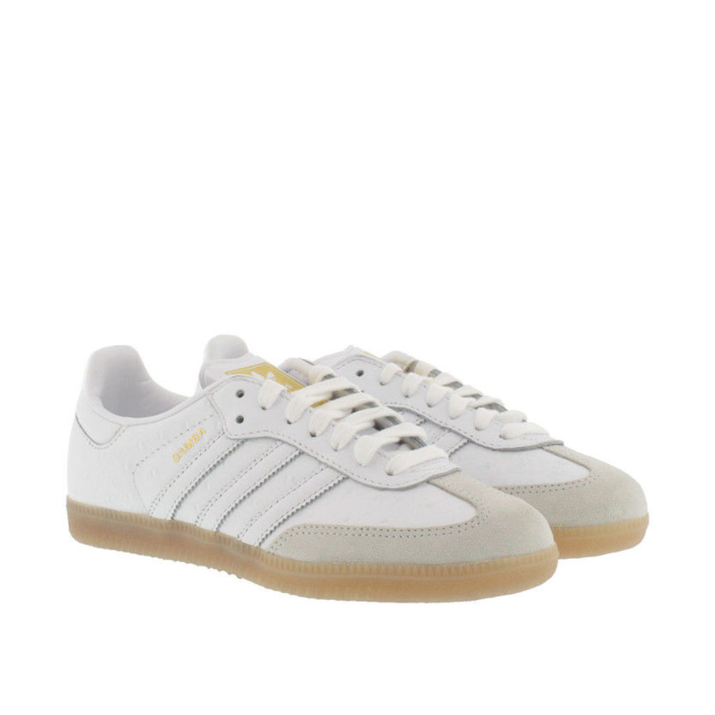 adidas Originals Sneakers - Samba Ftwwht/Ftwwht/Goldmt - in white - Sneakers for ladies