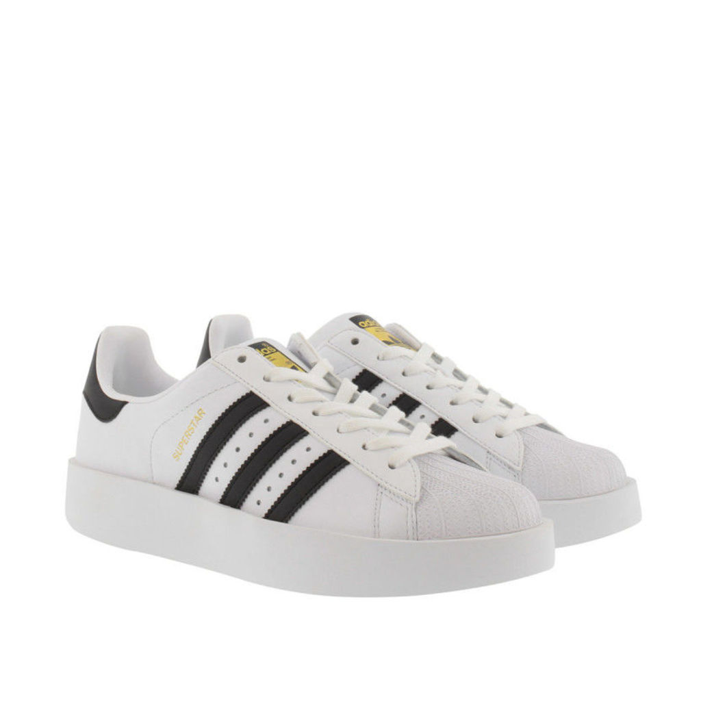 adidas Originals Sneakers - Superstar Bold W Ftwwht/Cblack/Goldmt - in white - Sneakers for ladies