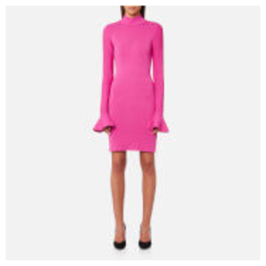 MICHAEL MICHAEL KORS Women's Bell Sleeve Dress - Ultra Pink