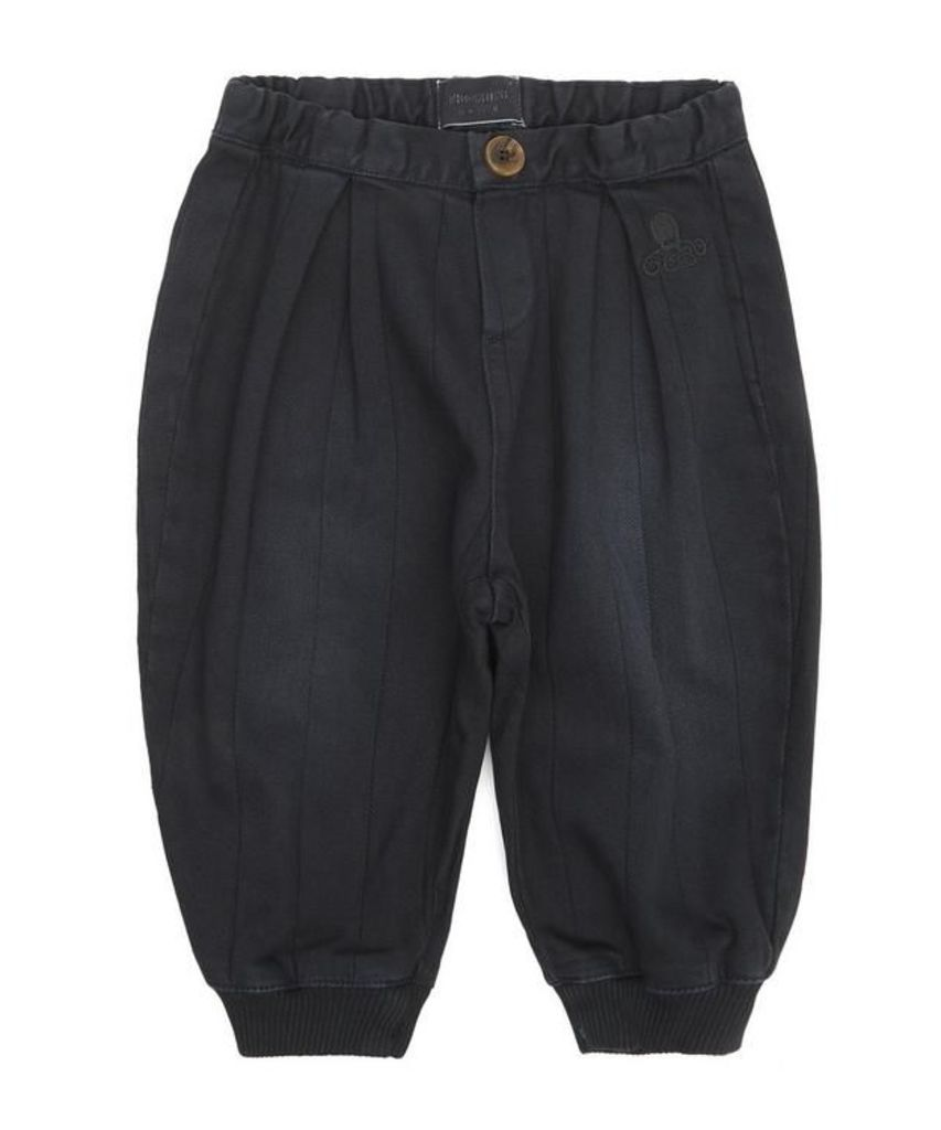 Baby Baggy Trousers 3-24 Months