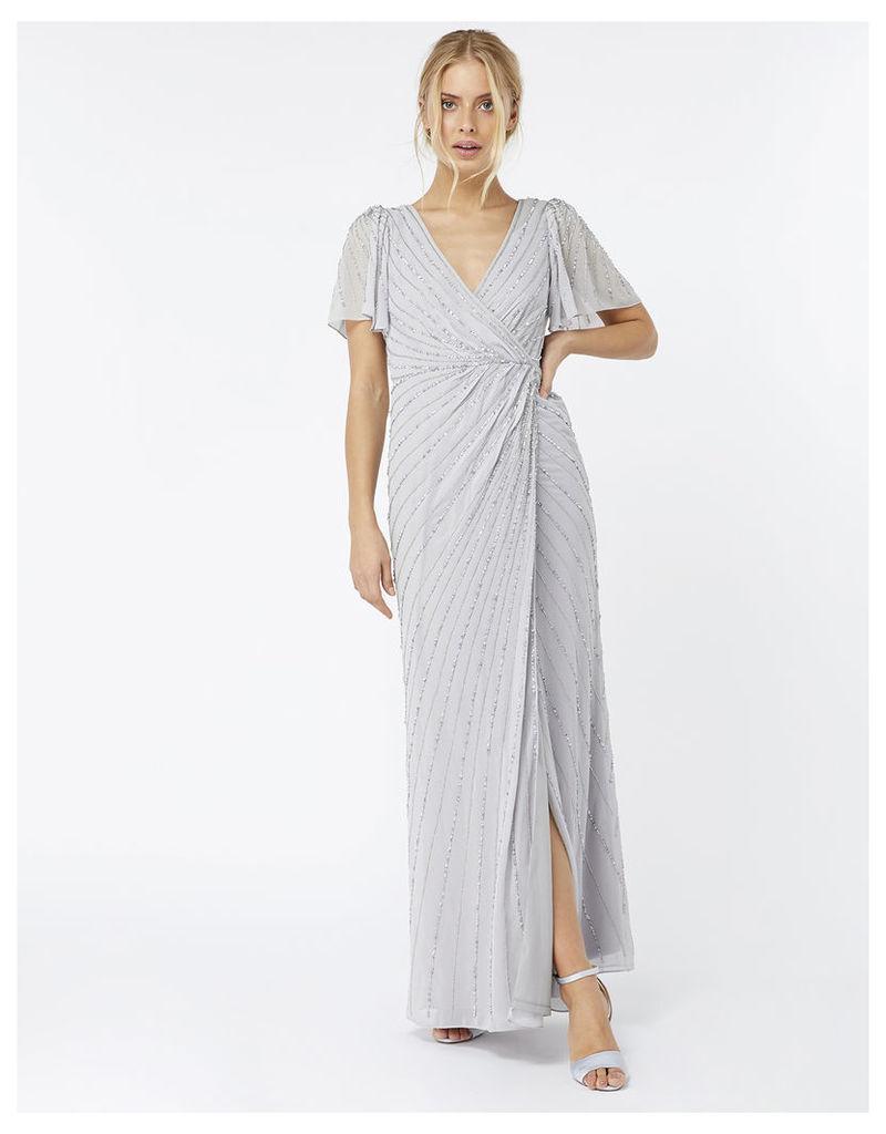 Helena Embellished Maxi Dress