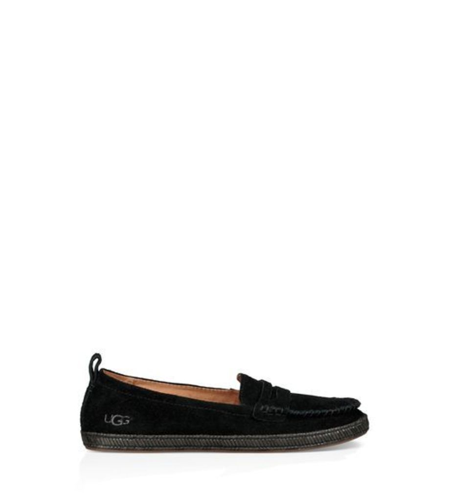 UGG Charlie Womens Shoes Black 7