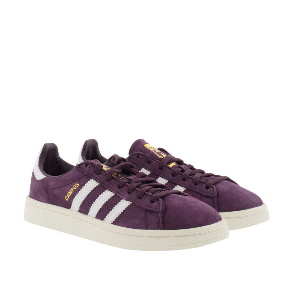 adidas Originals Sneakers - Campus Rednit/Ftwwht/Cwhite - in purple, white - Sneakers for ladies
