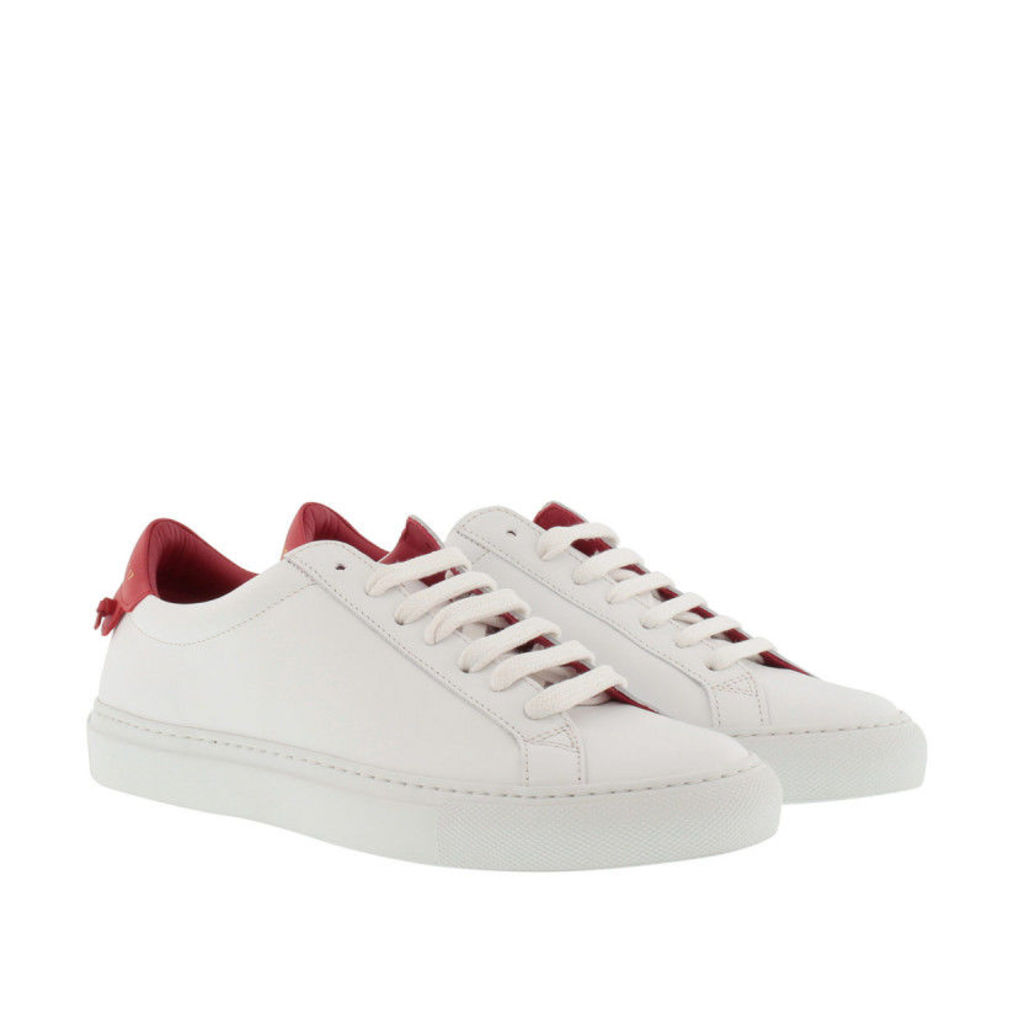 Givenchy Sneakers - Urban Street Sneakers White/Red - in white - Sneakers for ladies