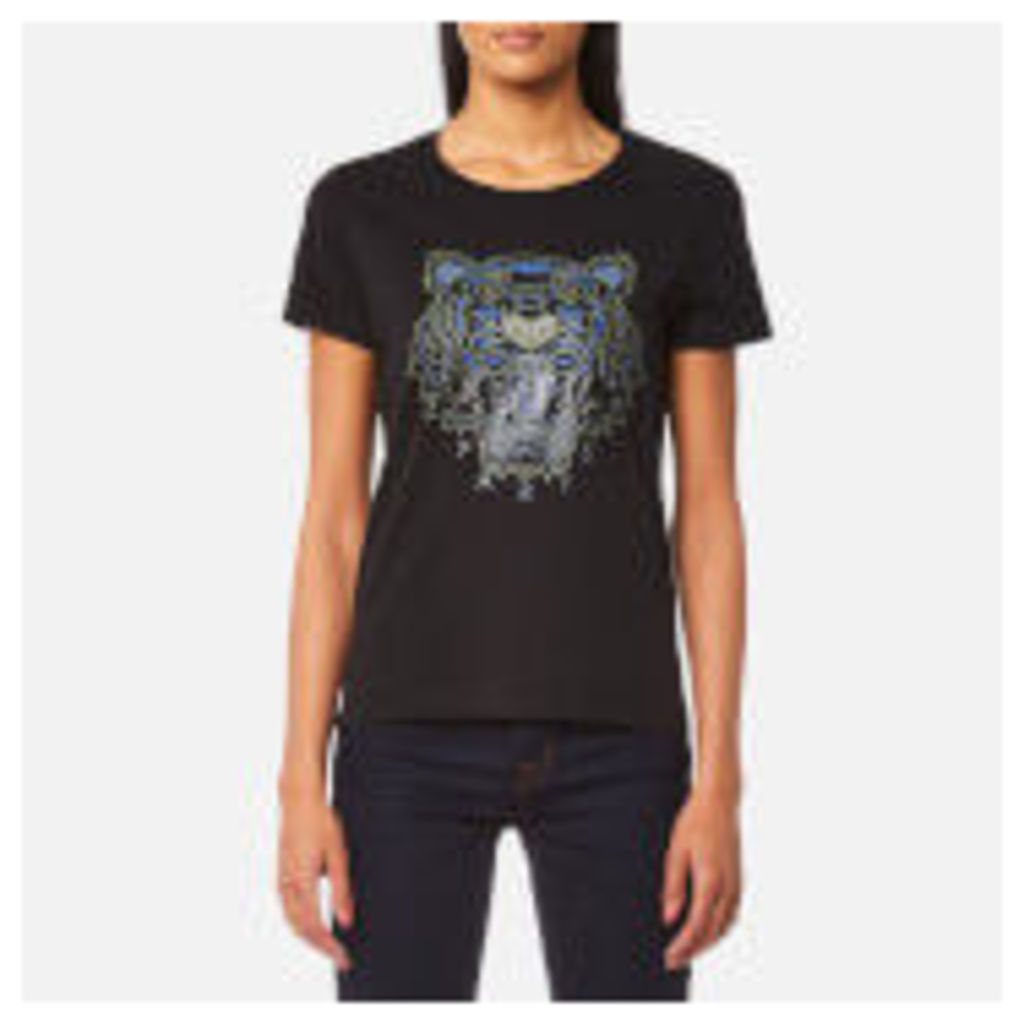 KENZO Women's Tiger Classic T-Shirt - Black - XS - Black