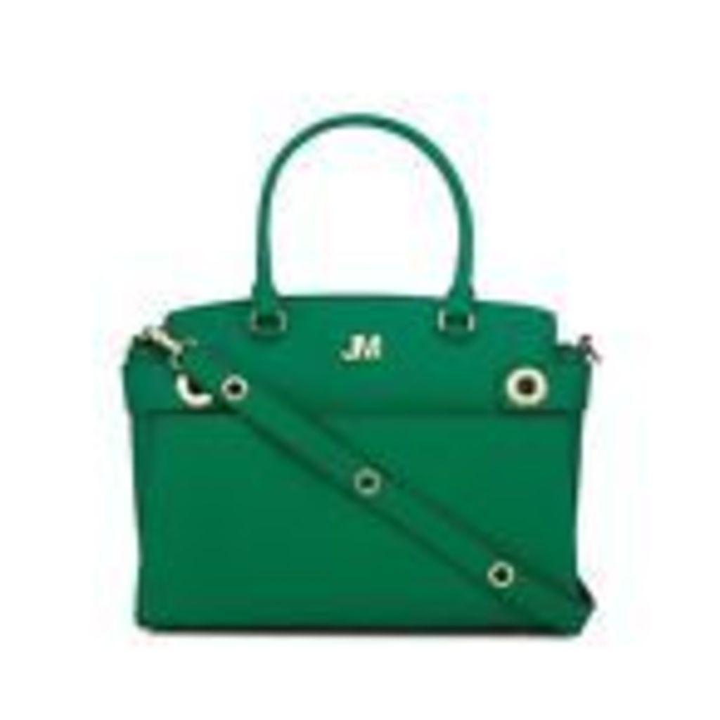Star By Julien Macdonald Womens Green Winged Large Grab Bag From Debenhams