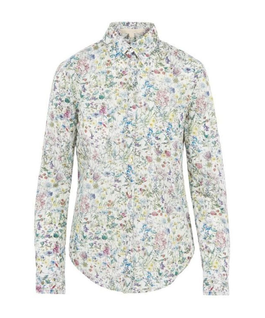 Wild Flowers Women's Tana Lawn Cotton Bryony Shirt