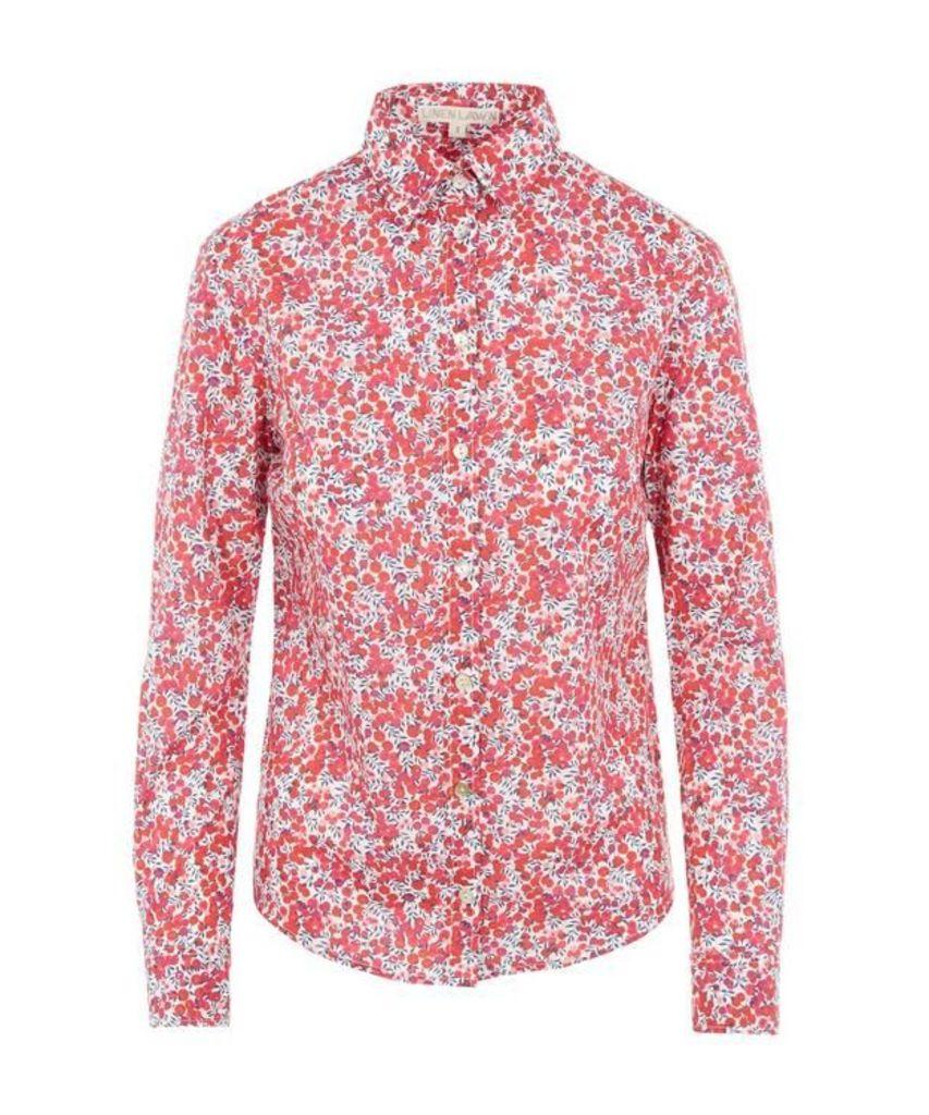 Wiltshire Women's Tana Lawn Cotton Camilla Shirt