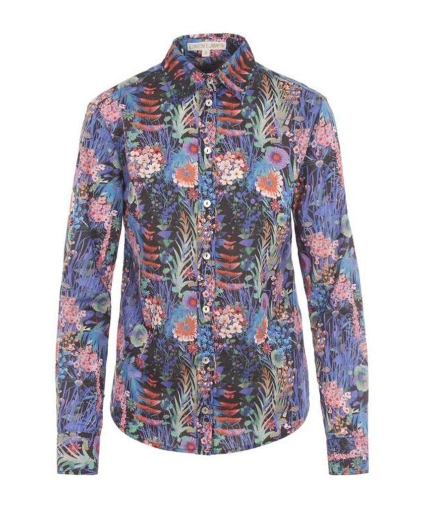 Tresco Women's Tana Lawn Cotton Camilla Shirt