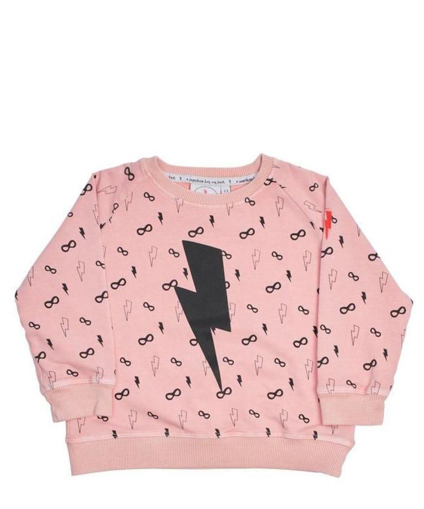 Superhero Bolt Cool Kid Sweatshirt