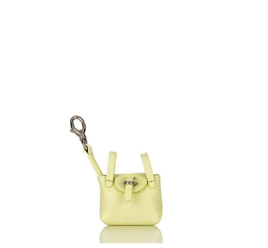 Thela Keychain Lime