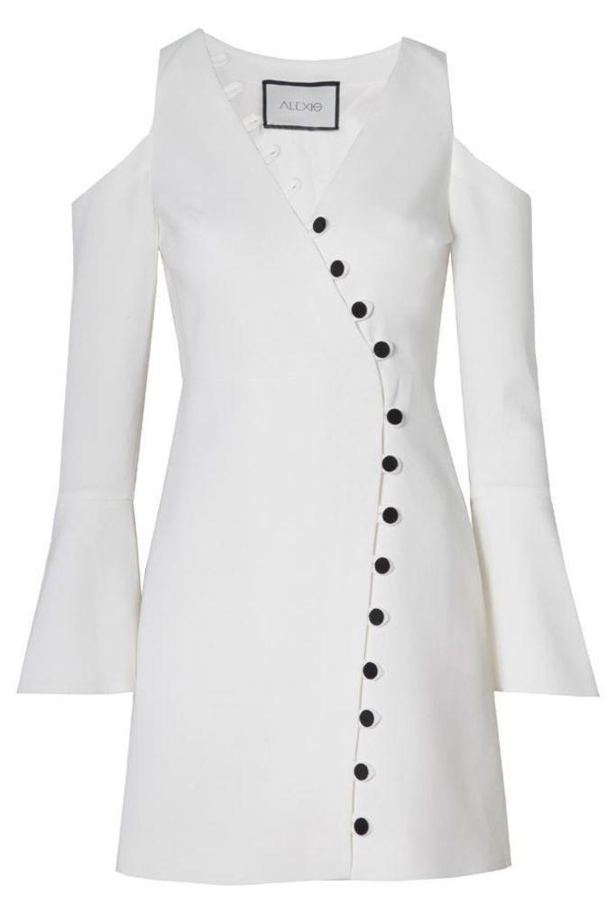 Galen Dress Ivory