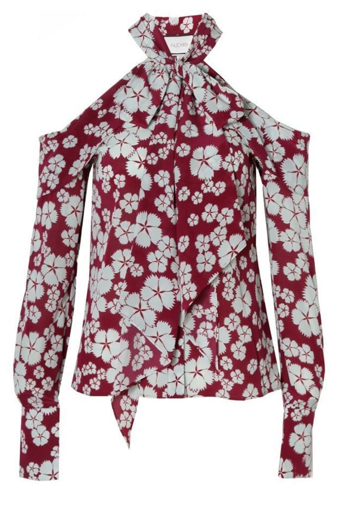 Paloma Top Floral