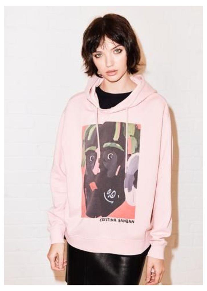 @cristina banban 'Lil' hoodie