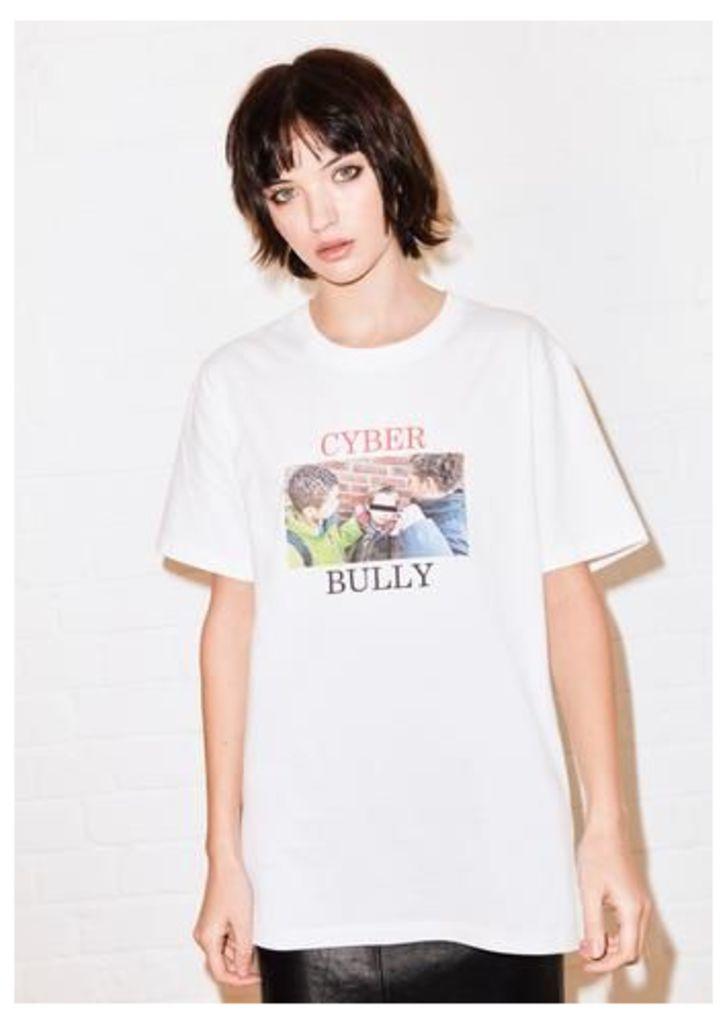 @eddieeddiebybillytommy 'Cyber Bully' tee