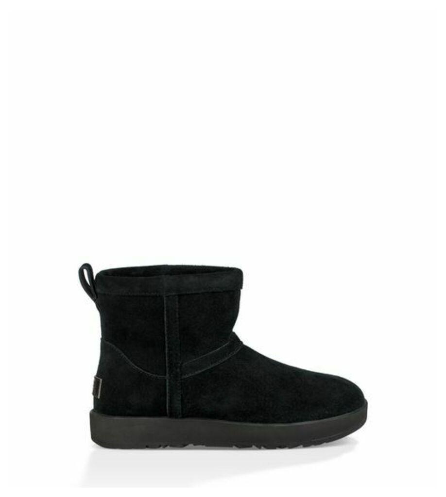 UGG Classic Mini Waterproof Womens Boots Black 4