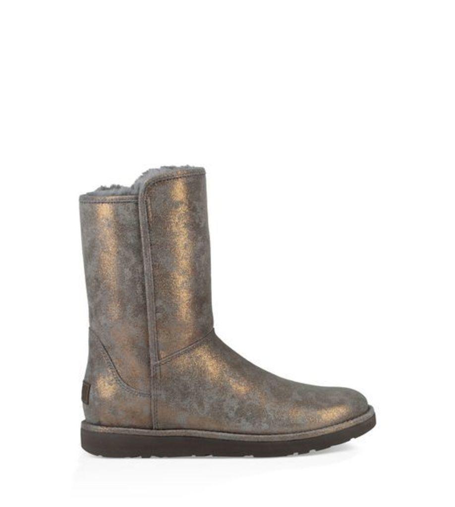 UGG Abree Short Ii Stardust Womens Boots Gunmetal 3