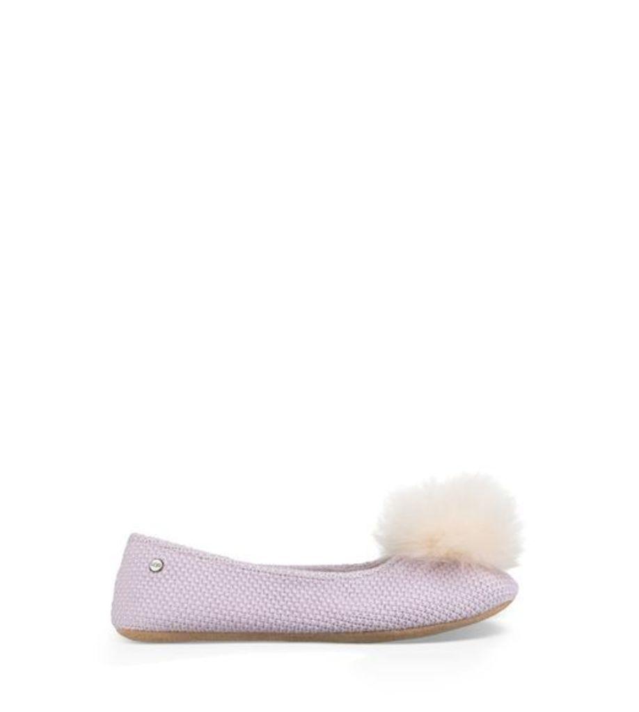 UGG Andi Womens Slippers Lavender Fog 3