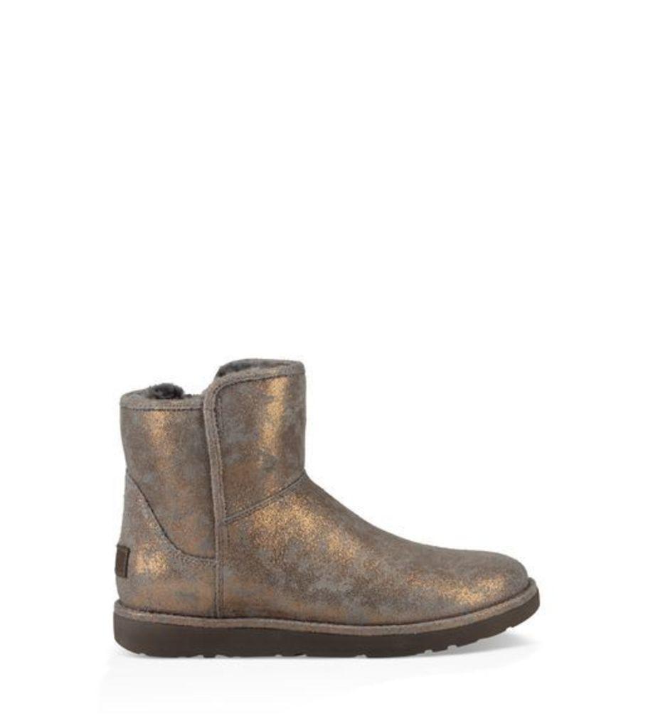 UGG Abree Mini Stardust Womens Boots Gunmetal 3