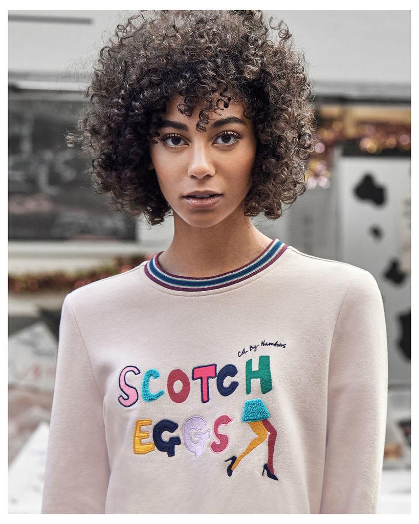 Ted Baker 'Scotch Eggs' sweatshirt Pink