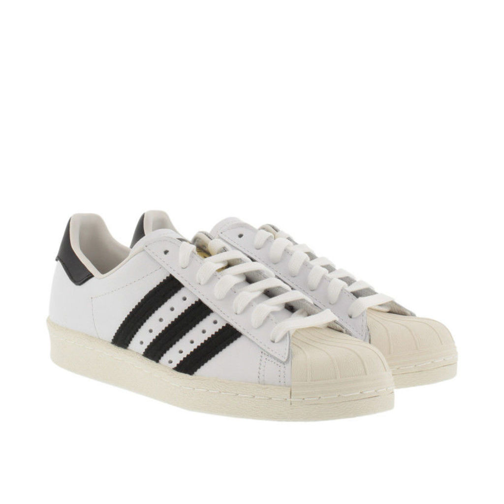 adidas Originals Sneakers - Superstar 80S Wht/Black 1/Chalk 2 - in white, black - Sneakers for ladies