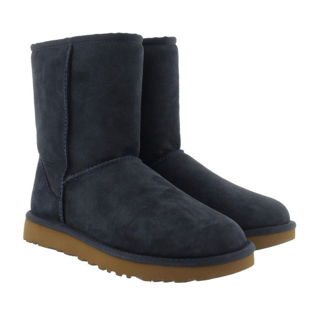 UGG Boots & Booties - W Classic Short II Navy - in blue - Boots & Booties for ladies