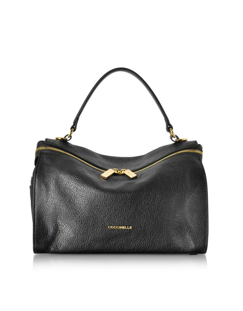 Coccinelle Handbags, Atsuko Leather Satchel Bag