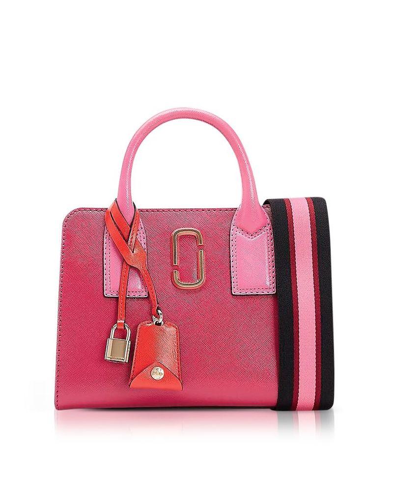 Marc Jacobs Handbags, Hibiscus Multi Little Big Shot Tote Bag