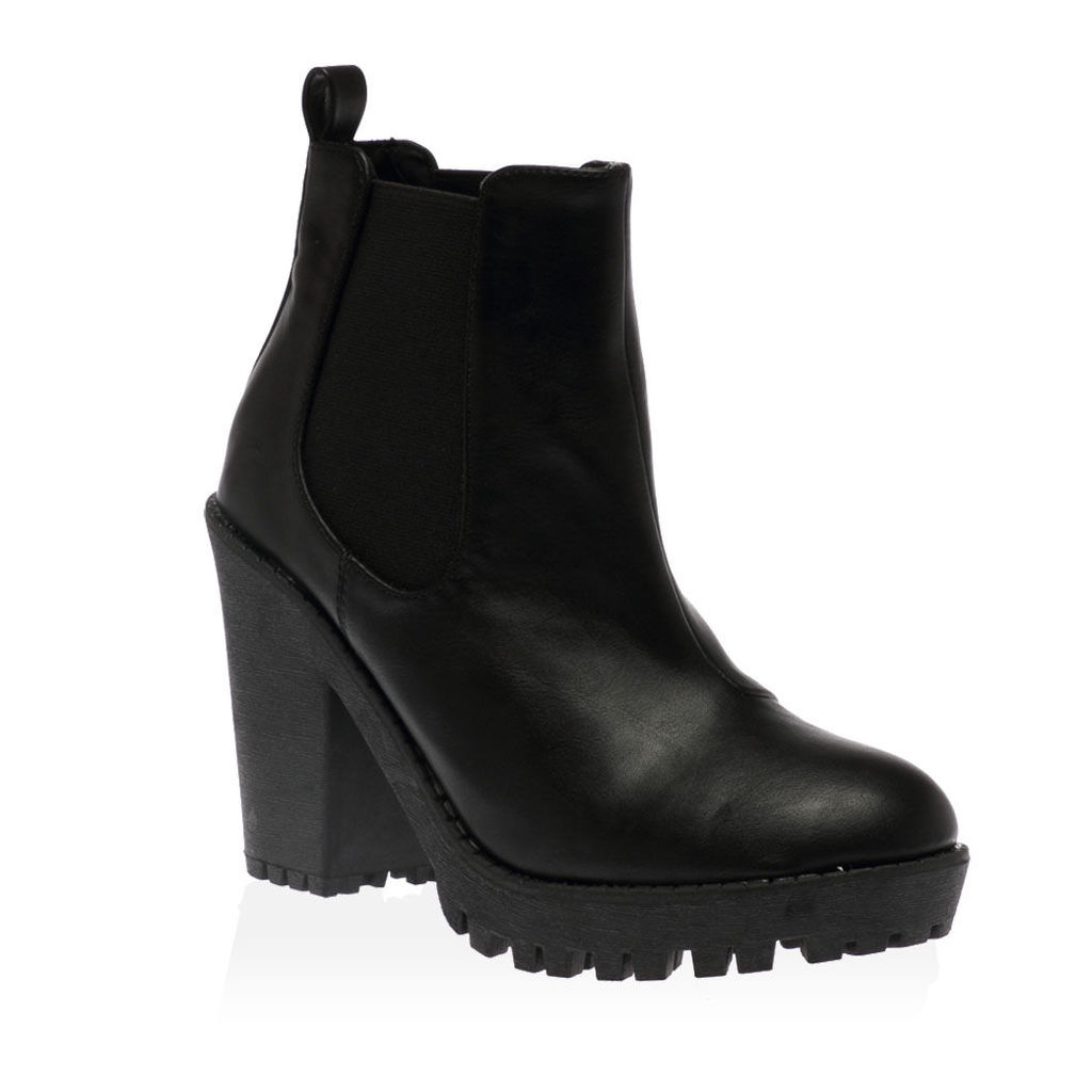 Marley Ankle Boots, Black