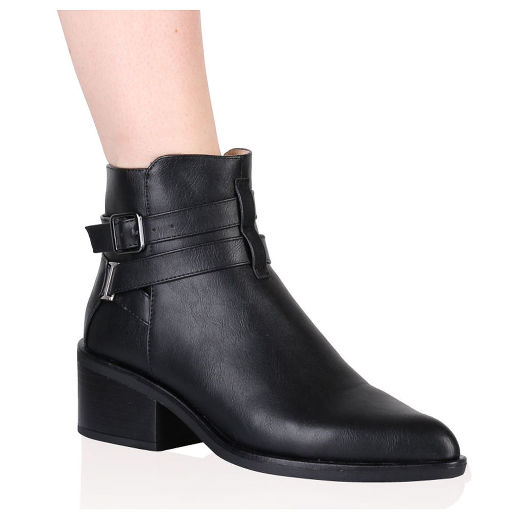 Makenzie Ankle Boots, Black