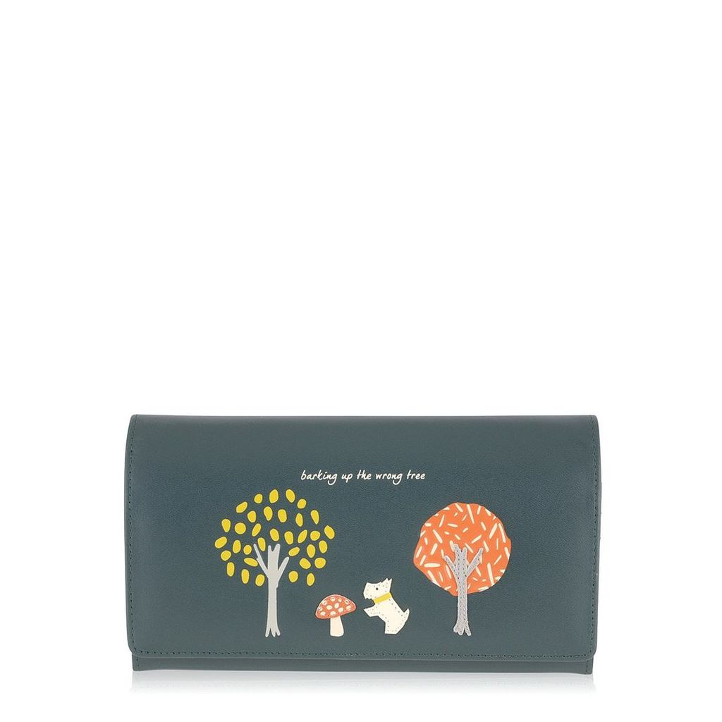 Radley London The Wrong Tree Large Flapover Matinee