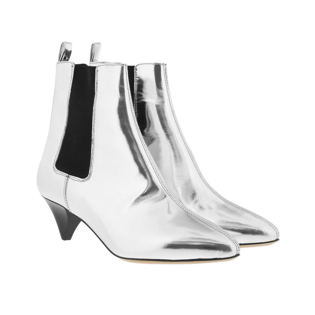 Isabel Marant Étoile Boots & Booties - Dawell Ankle Boots Silver - in silver - Boots & Booties for ladies