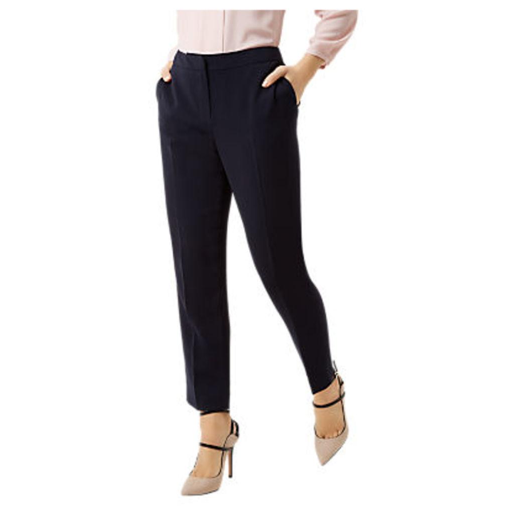 Fenn Wright Manson Petite Harper Trousers, Navy