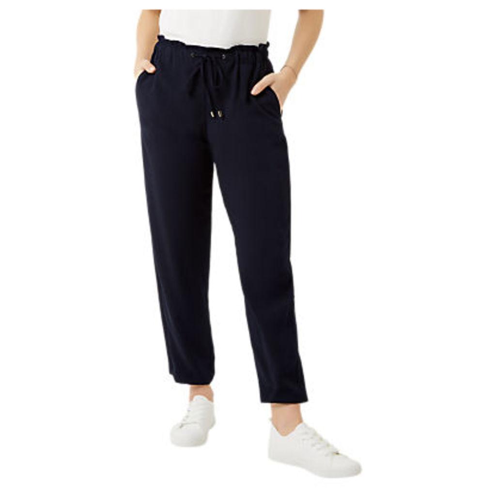 Fenn Wright Manson Petite Paris Trousers, Navy