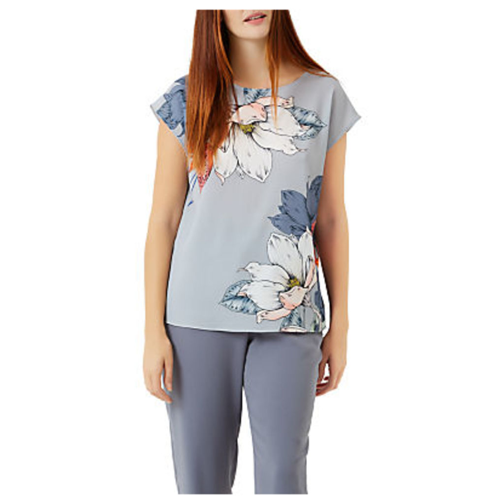 Fenn Wright Manson Hibiscus Print Top, Multi