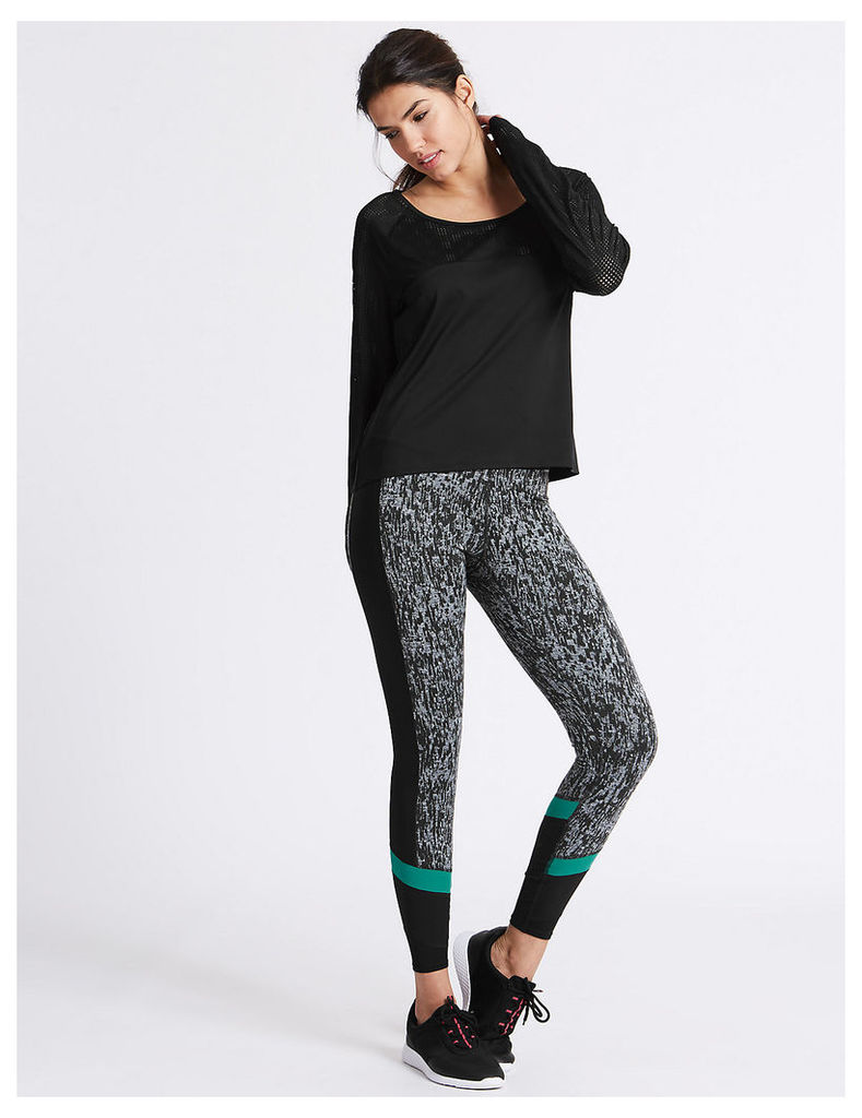 M&S Collection Jaspe Leggings