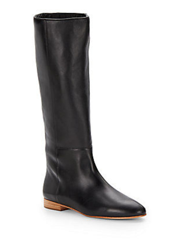 Marit Knee-High Leather Boots
