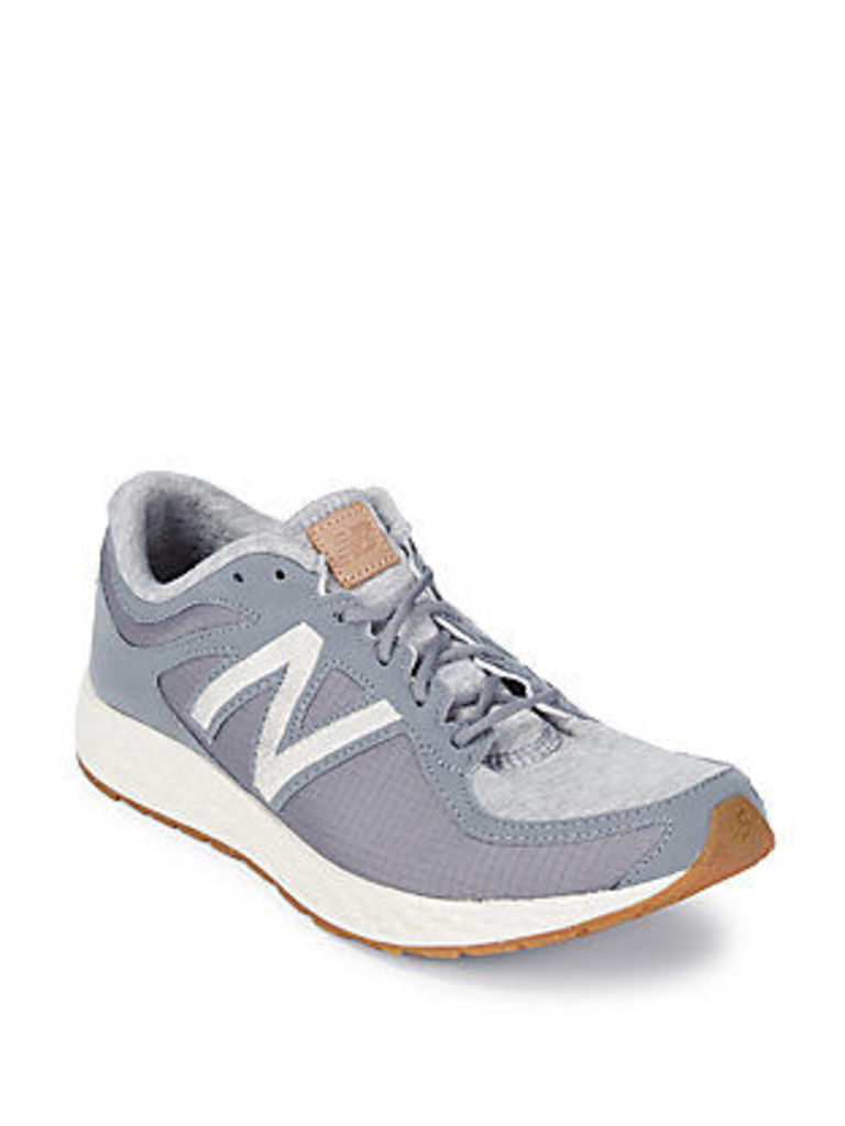416 Steel Round Toe Sneakers