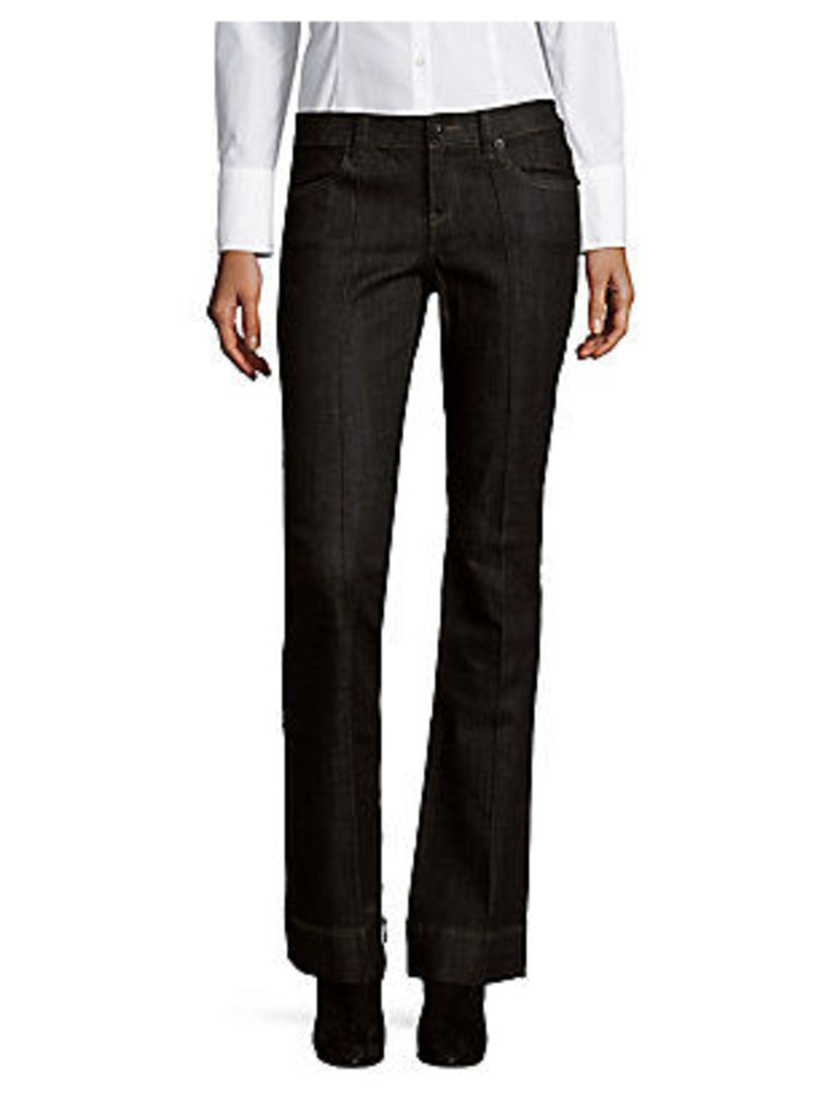 Stretch Bootcut Jeans