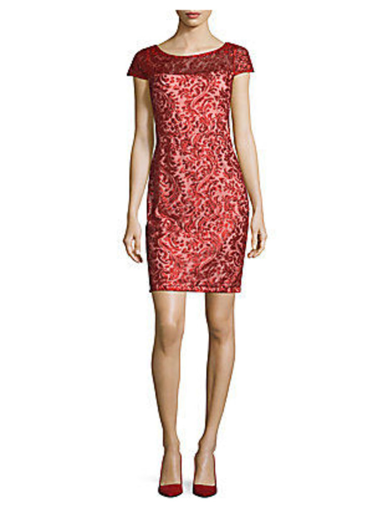 Glamour Sheath Dress