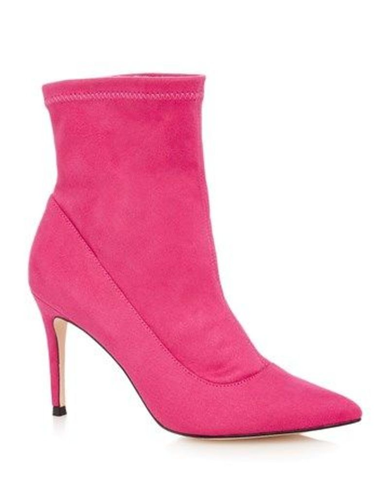 Faith Patent Point Stiletto Boots