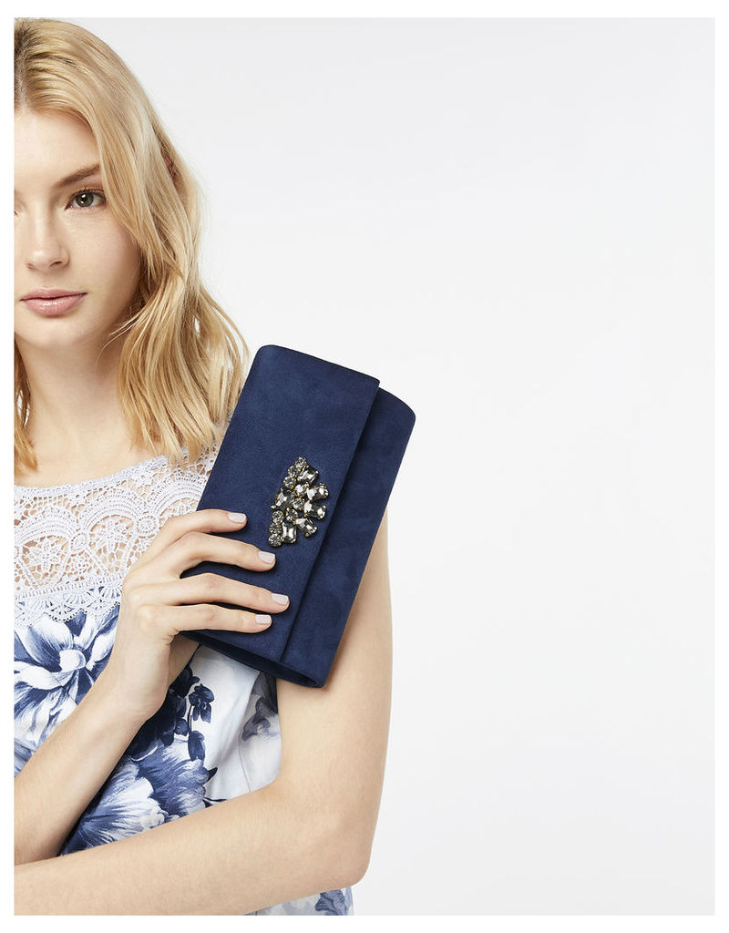 Julia Jewel Clutch Bag