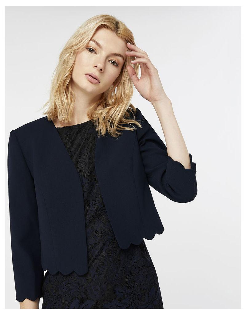 Nina Scallop Jacket