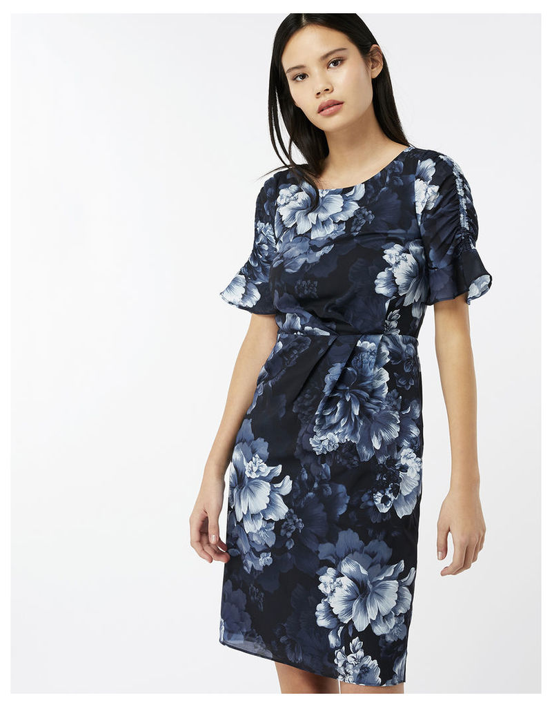 Serena Print Dress