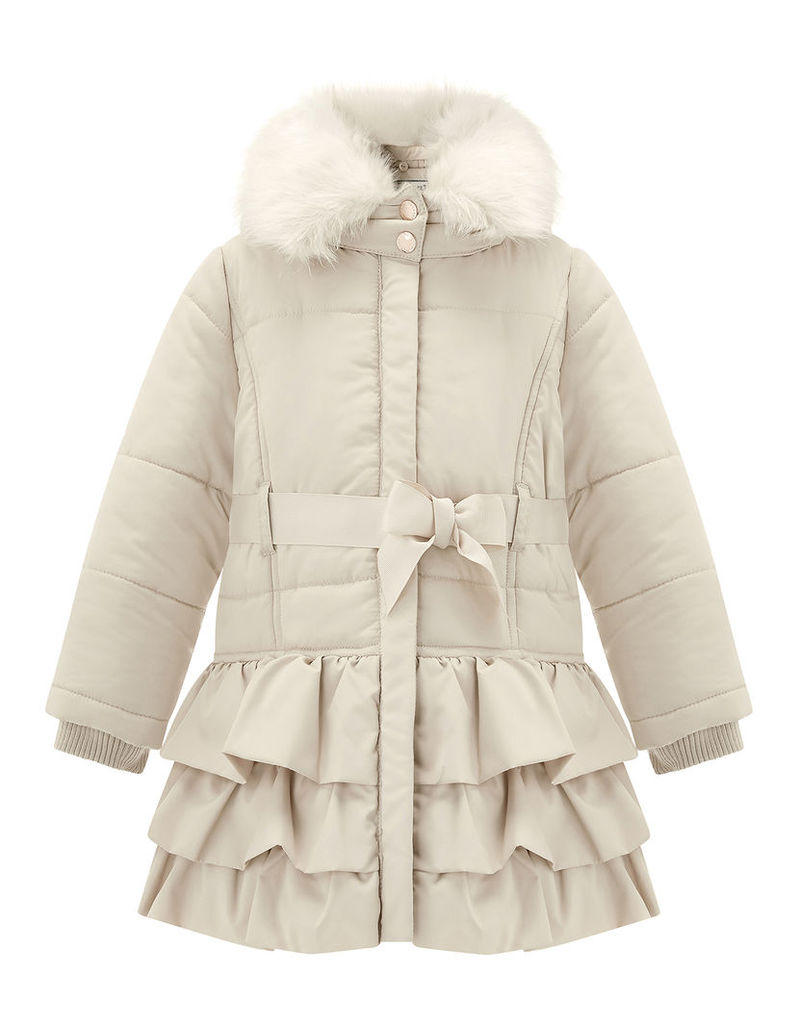 Baby Molly Champagne Coat