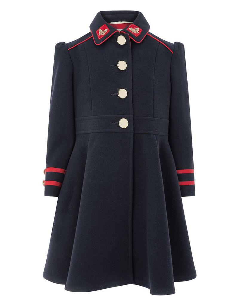 Mia Military Coat