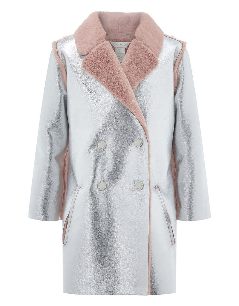 Nova Reversible Coat